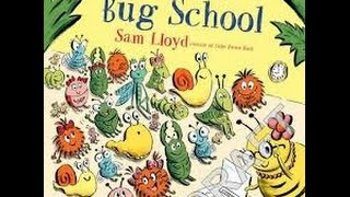 Book Review: First Day at Bug School