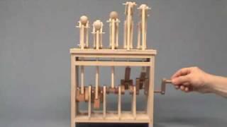 Automata Sampling