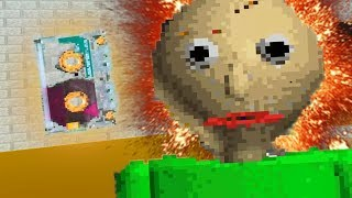 A SECRET TAPE THAT CAN DESTROY BALDI?! | Baldi