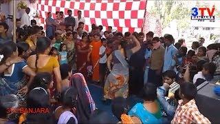 Banjara Aunty Super Mass Dance on DJ Song // Must Watch // 3TV BANJARAA