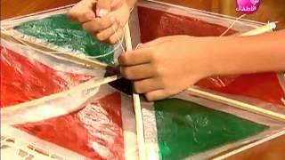 قناة الجزيرة للأطفال   ألعاب شعبية   الطائرة الورقية mp4