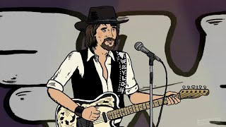 Mike Judge Presents: Tales From the Tour Bus - Waylon Jennings Part 1 Preview | Cinemax