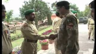 Passing out Parade of Mujahid Recruits - Pakistan Army
