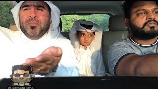 الكفيل جايب العيد ياااا، كن القدوه المثاليه لأبنائك في التزامك بقواعد المرور 👨👩👧👦🚦