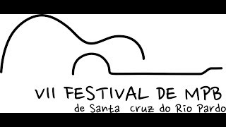 VII Festival MPB  - TV Santa - Santa Cruz do Rio Pardo/SP