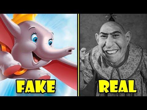 A verdadeira e triste história de Dumbo