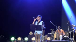 NABC 2014 - Rupankar singing