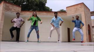 Hostel | Sherry mann | lyrical Bhangra | choreography | THE DANCE MAFIA