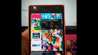 how to enable LED in lumia 730