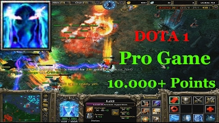 Ancient Apparition - Dota 1 Pro Game (10.000+ Points)