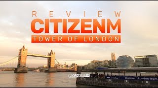 CitizenM Tower Of London: REVIEW