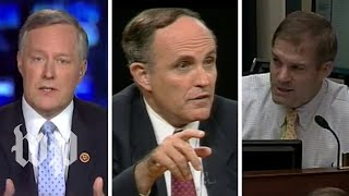 What Republicans used to say about congressional subpoenas