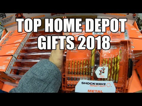 Xxx Mp4 Home Depot Gift Center Tour Top Gifts For 2018 3gp Sex