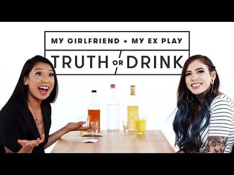 Xxx Mp4 My Girlfriend Amp My Ex Play Truth Or Drink Saveara Amp Emily Truth Or Drink Cut 3gp Sex
