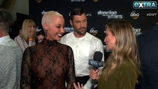 Amber Rose on Why She Called Out Julianne Hough's 'DWTS' Comments