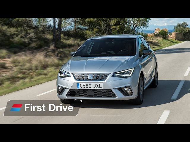 Seat Ibiza 2017 first drive review