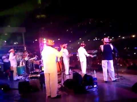 SUPER GRUPO COLOMBIA EN LA FE MUSICA HALL MONTERREY 2013