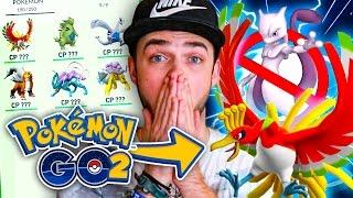 Pokemon GO GEN 2 - NEW BEST POKEMON! (BETTER THAN MEWTWO)