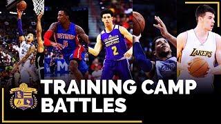 Luke Walton On Lakers Training Camp Battles, Starting Lineup