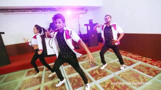 Babili Act @ a Wedding - Ramod Malaka Dance Cool Step - Saragaye