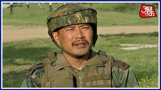 Major Gogoi Give Brief Why He Tied Kashmiri Man To His Jeep As Human Shield