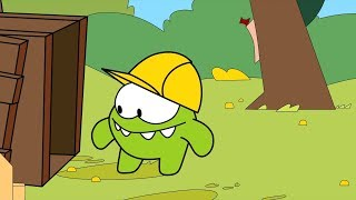 Learning colours with Om Nom: Engineer