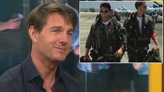Tom Cruise Confirms 'Top Gun' Sequel