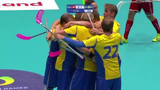 TWG 2017 - Highlights SUI v SWE (Final)