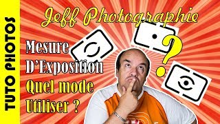 Tuto-Photos - Mesure d'exposition, quel mode choisir ? - Episode n°156