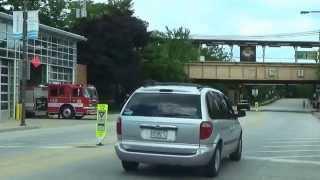 Fire units responding Evanston Ill Station 23