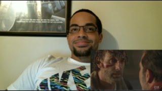 The Walking Dead | Season 7 Episode 1 LIVE REACTION | WHO DIES?!