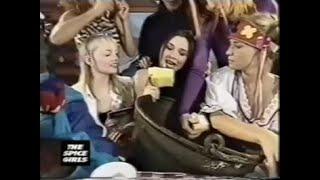 Spice Girls - THE BIG BREAKFAST (December 1996)