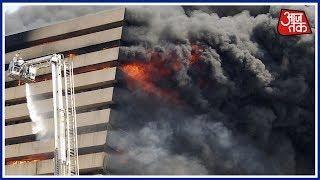 100 Shehar 100 Khabar: Fire Breaks Out In Kolkata Office Complex