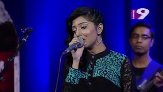 Shudhu Tore Live @ Channel 9-ZooEL ft Porshi