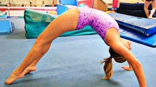 Going back to Gymnastics Practice