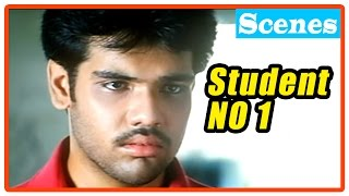 Student No 1 Tamil Movie | Scenes | Yugendran threatens students | Sibiraj wants to become lawyer