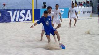 Match 31: Italy v Iran - FIFA Beach Soccer World Cup 2017
