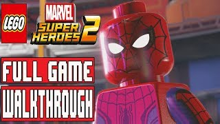 LEGO Marvel Super Heroes 2 Gameplay Walkthrough Part 1 Full Game No Commentary