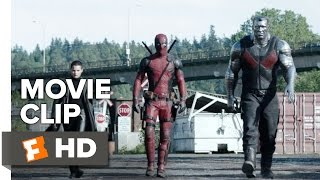 Deadpool Movie CLIP - 2 Girls 1 Punch (2016) - Ryan Reynolds, Morena Baccarin Action Movie HD