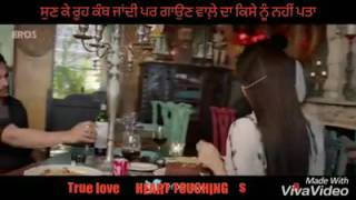 Moh New Punjabi ●  Song blackpain / 2017 ●