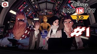 Disney Infinity 3.0 Rise Against the Empire #1 FR