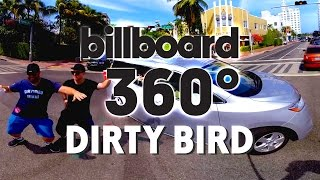 Dirtybird stops traffic in Miami | 360 VIDEO @ ULTRA 2016 VR experience