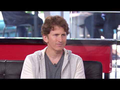 Todd Howard Exclusive Interview with Geoff Keighley E3 2018