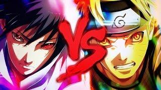 Naruto Shippuden Episode 500 - Naruto Vs Sasuke Final Fight