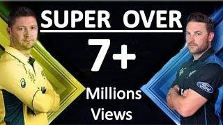 Best SUPER OVER - Australia vs New Zealand