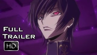 Full Trailer | Code Geass: Lelouch of the rebellion (English)