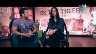 MTunes HD - Salman & Katrina feel the music!