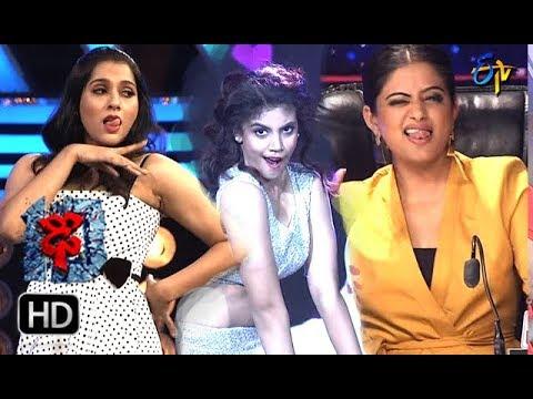 Xxx Mp4 Dhee 10 21st February 2018 Full Episode ETV Telugu 3gp Sex