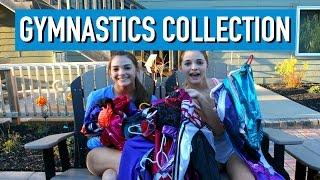 Gymnastics Leotard Collection