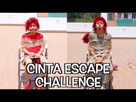 Cinta Escape Challenge   Lapizito y Lapizin   Soy Fredy